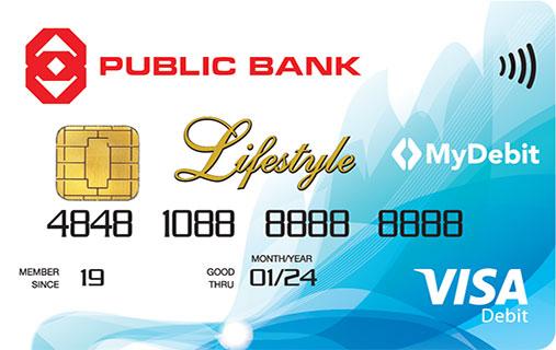 Public Bank Card