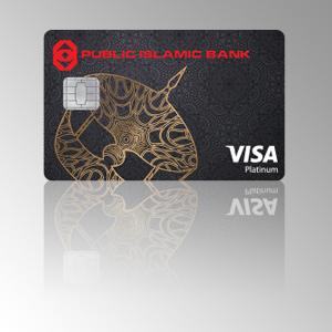 Public Bank Berhad - Public Islamic Bank Visa Platinum