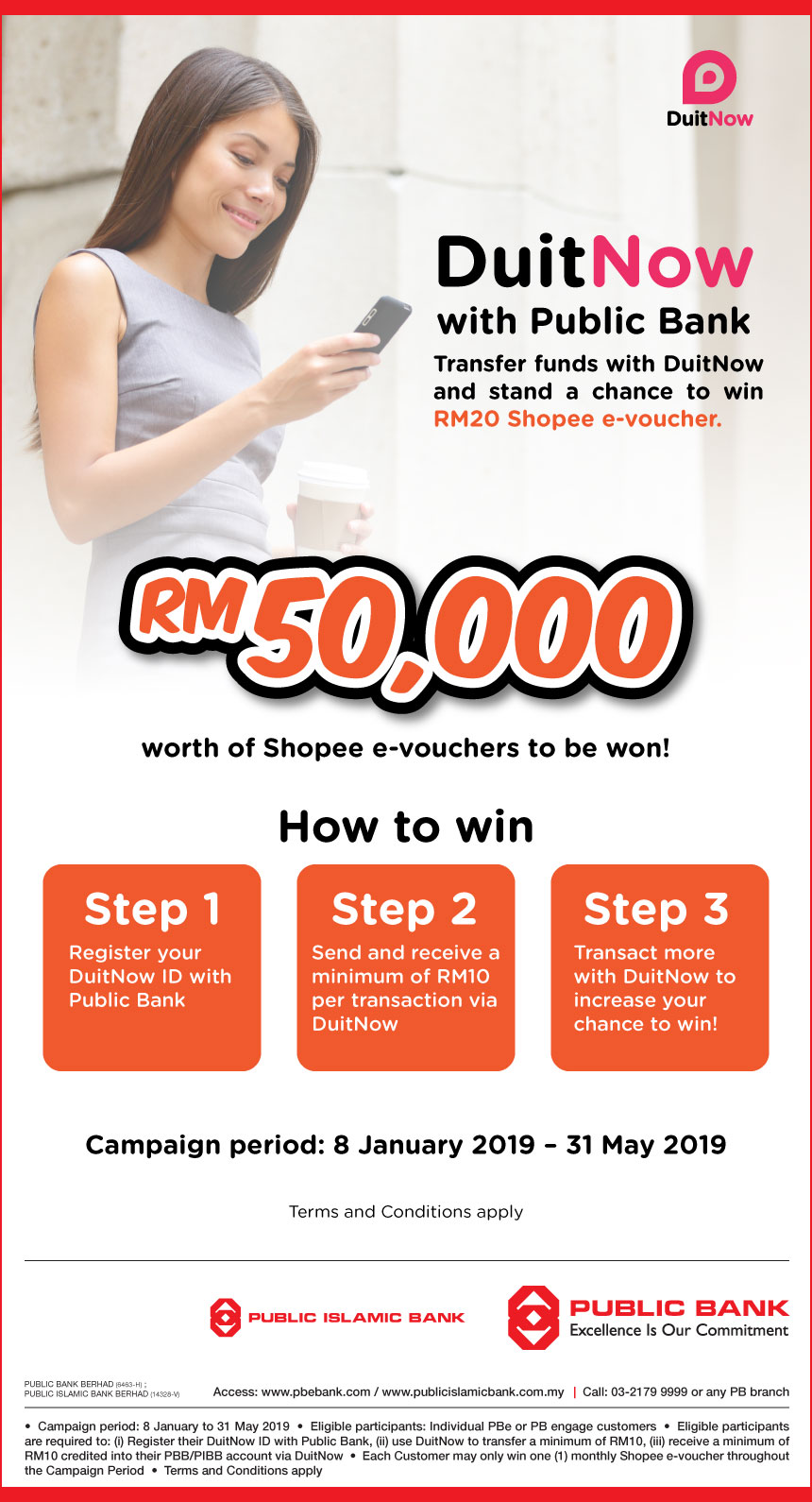 Learn These Public Bank Shopee Promo Code 2019 {Swypeout}